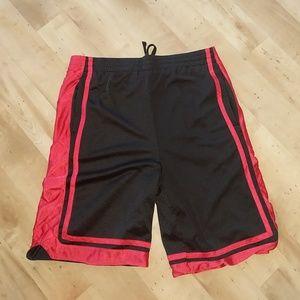 Finish Line Athletics basketball shorts
